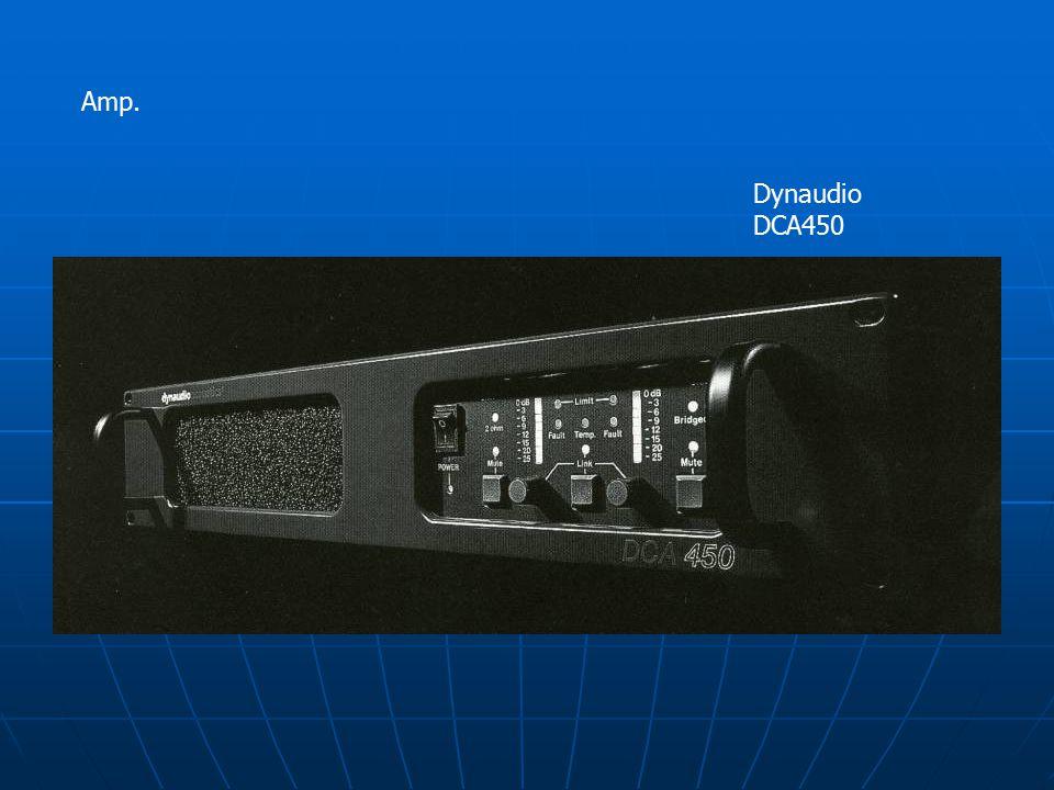 Dynaudio DCA450