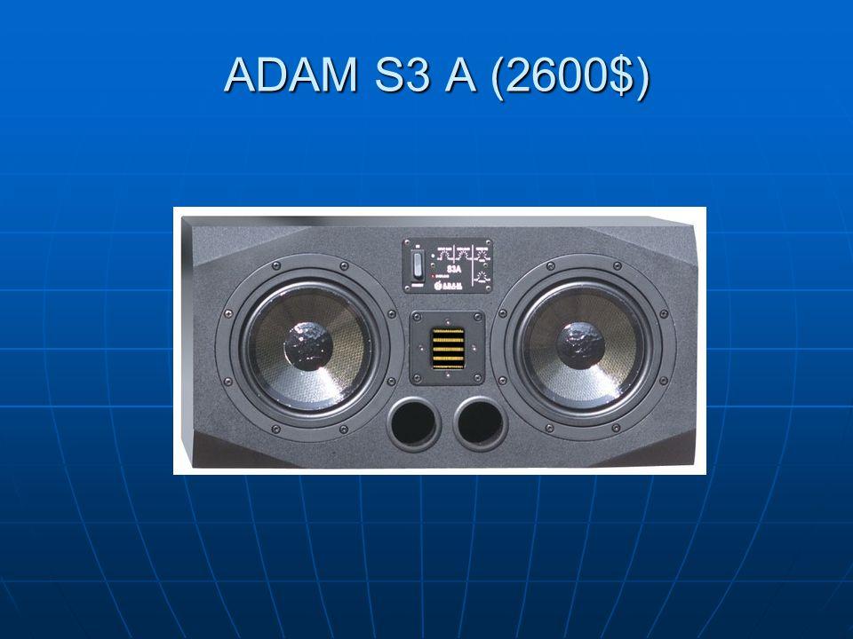 ADAM S3 A (2600$)