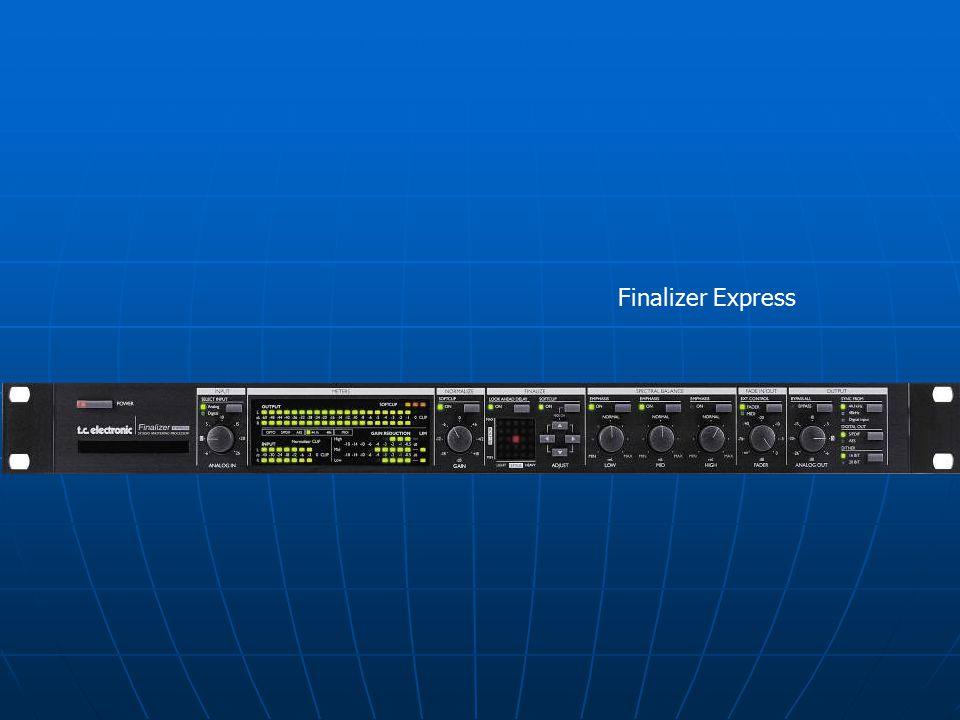 Finalizer Express