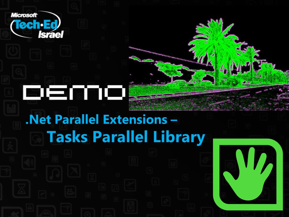 .Net Parallel Extensions – Tasks Parallel Library