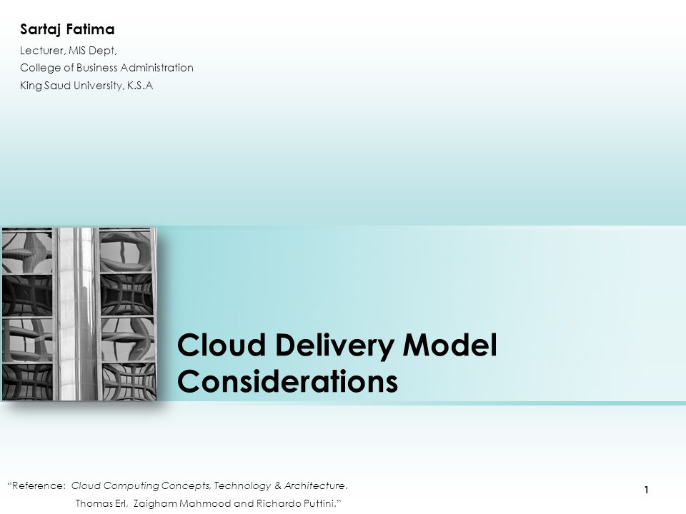 Cloud Delivery Model Considerations Equipping PaaS Environments PaaS environments typically need to be outfitted with a selection of application development and deployment platforms in order to accommodate different programming models, languages, and frameworks.