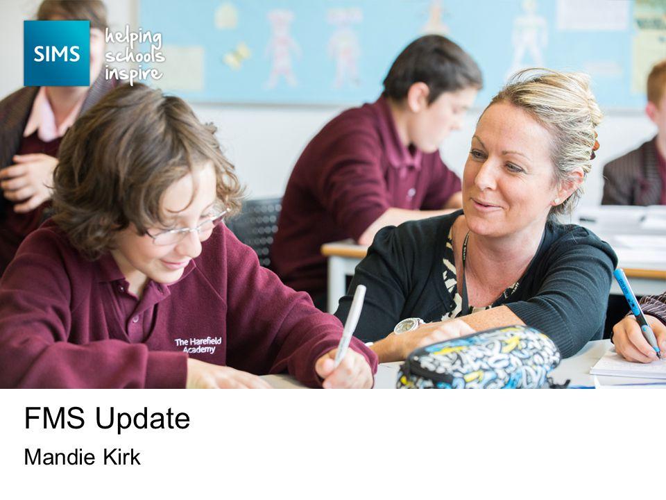 Mandie Kirk FMS Update