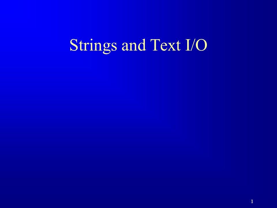 42 Command-Line Parameters class TestMain { public static void main(String[] args) {...