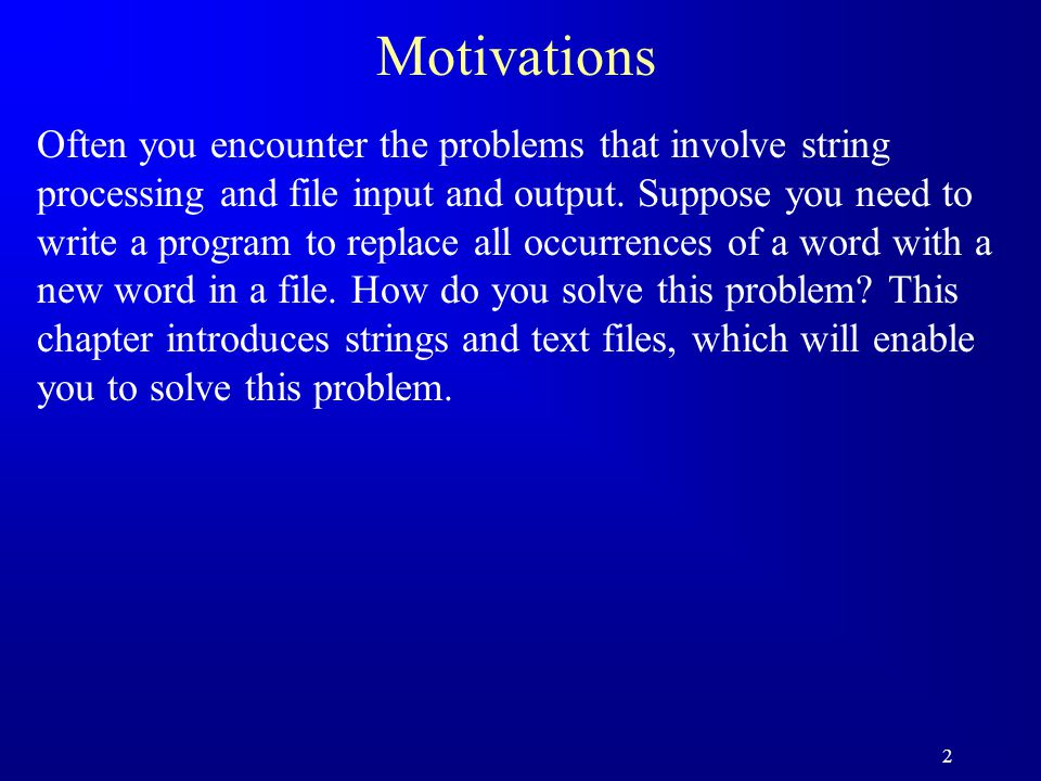23 Converting, Replacing, and Splitting Strings
