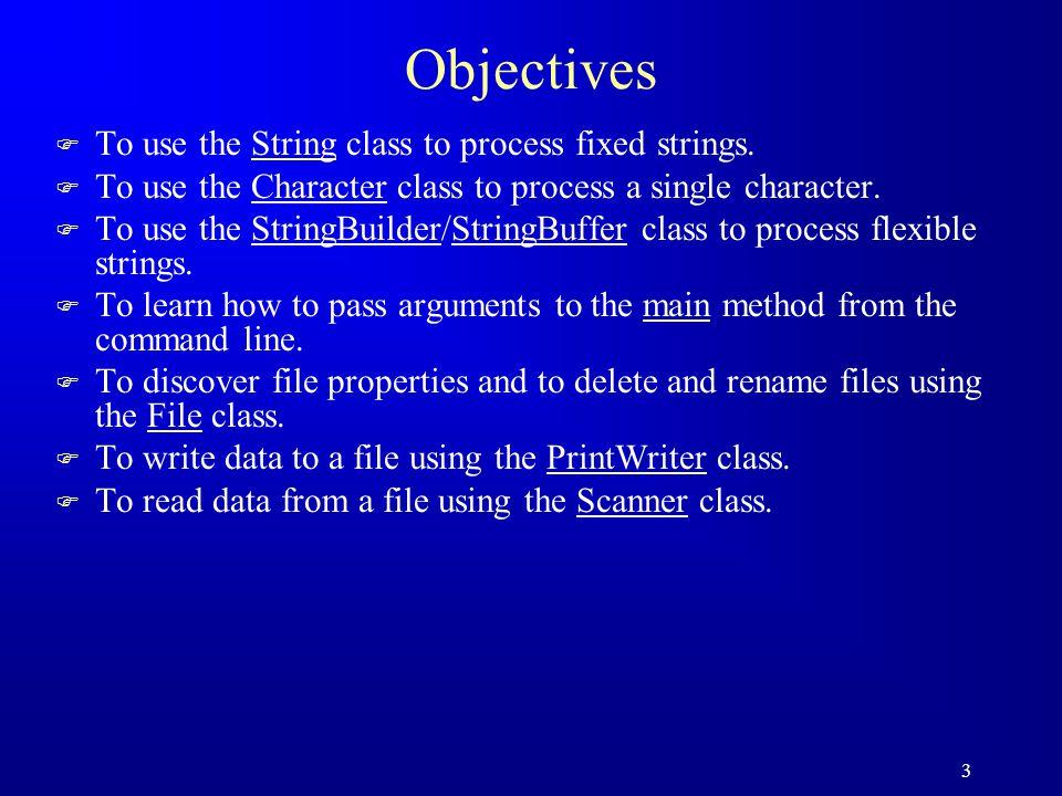 14 String Comparisons