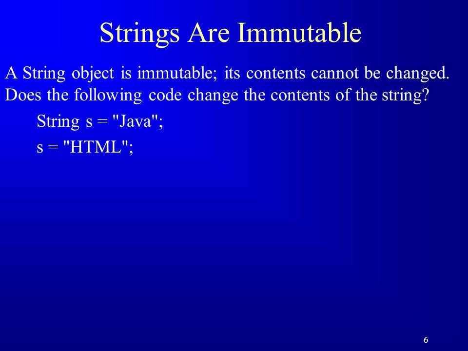 37 StringBuilder Constructors