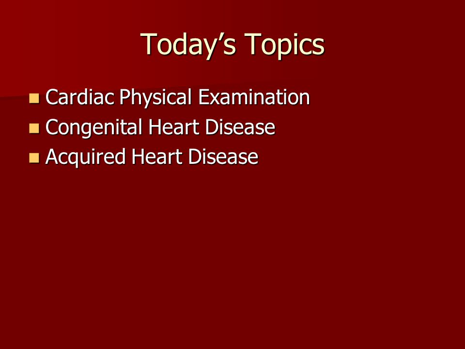 Purpose Enhance knowledge and confidence with pediatric cardiology Enhance knowledge and confidence with pediatric cardiology Emphasize the importance of recognizing significant pediatric cardiovascular abnormalities as a primary care provider Emphasize the importance of recognizing significant pediatric cardiovascular abnormalities as a primary care provider