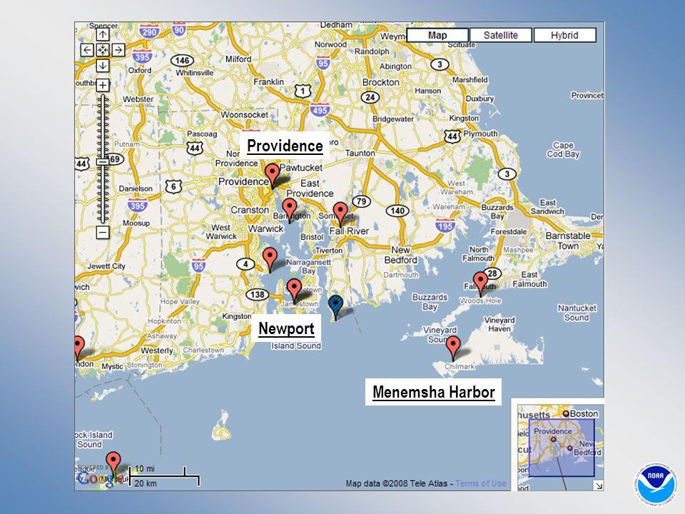 Menemsha Harbor Newport Providence