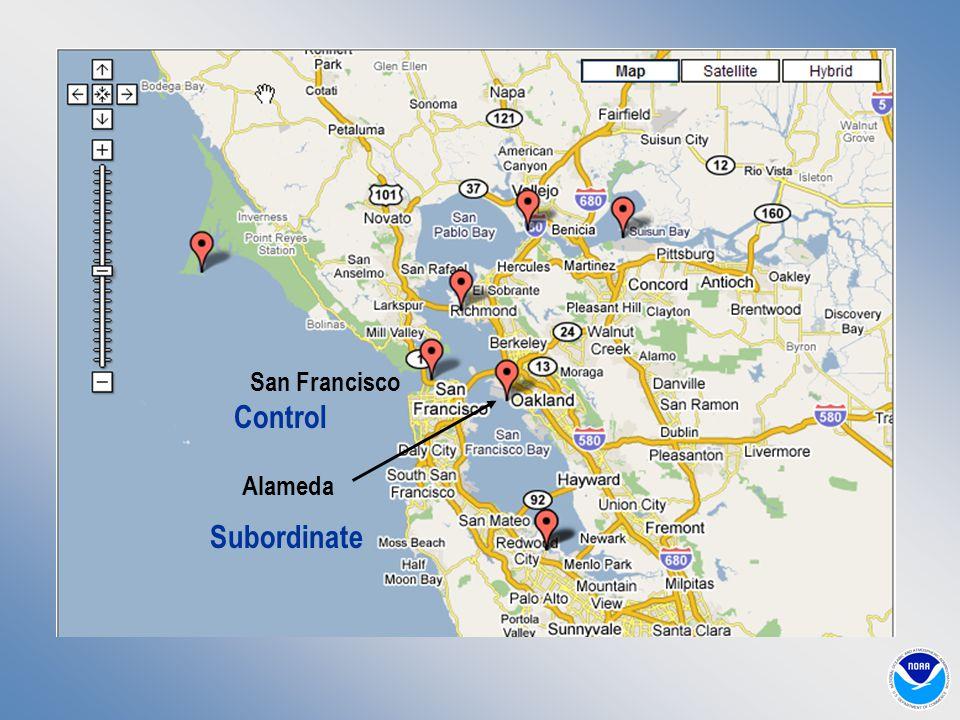 San Francisco Alameda Control Subordinate