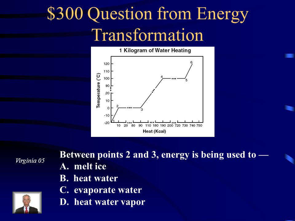 $200 Answer from Energy Transformation convection