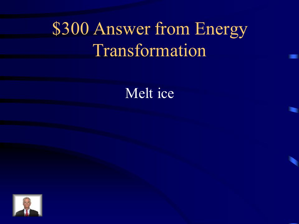$300 Question from Energy Transformation Between points 2 and 3, energy is being used to — A.