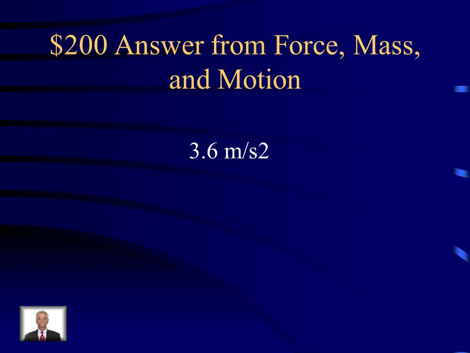 $200 Question from Force, Mass, and Motion A rock falls from rest a vertical distance of 0.72 meter to the surface of a planet in 0.63 second.