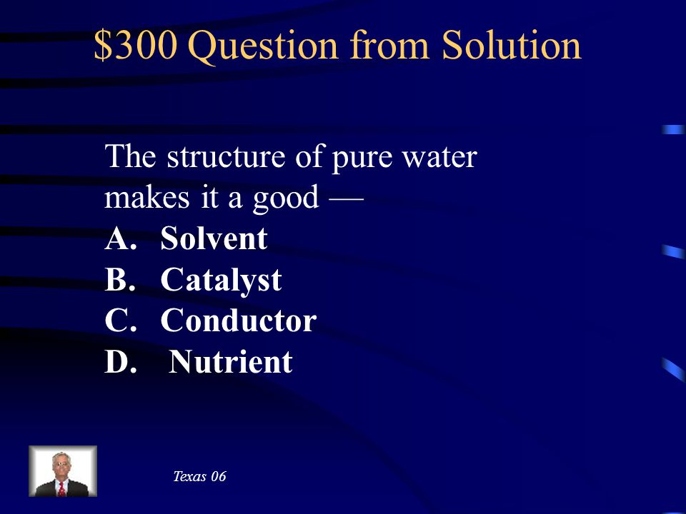 $200 Answer from Solutions LiOH