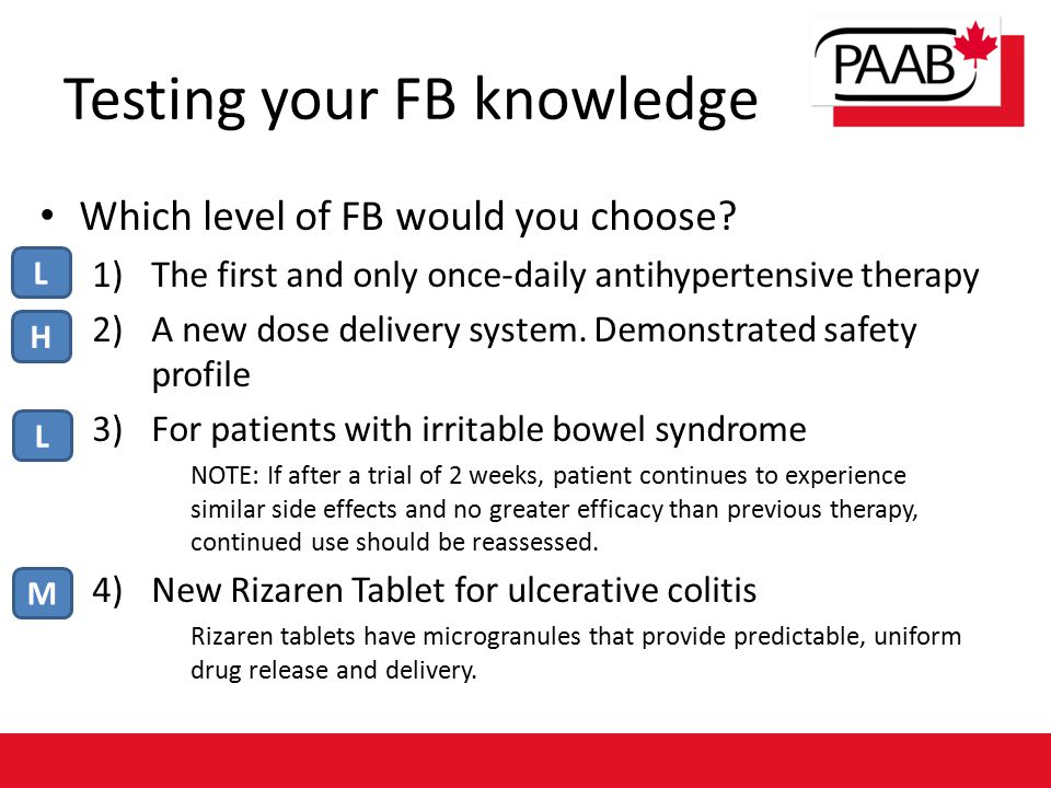 Testing your FB knowledge Which level of FB would you choose.