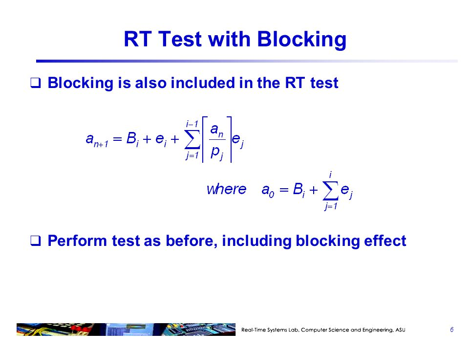  Consider the following example Periodic tasks What is the worst case blocking effect (priority inversion) experienced by each task .