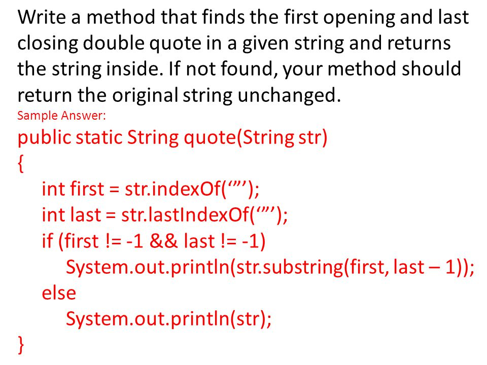 Are literal strings objects of the String type.yes Can you use \n in literal strings.