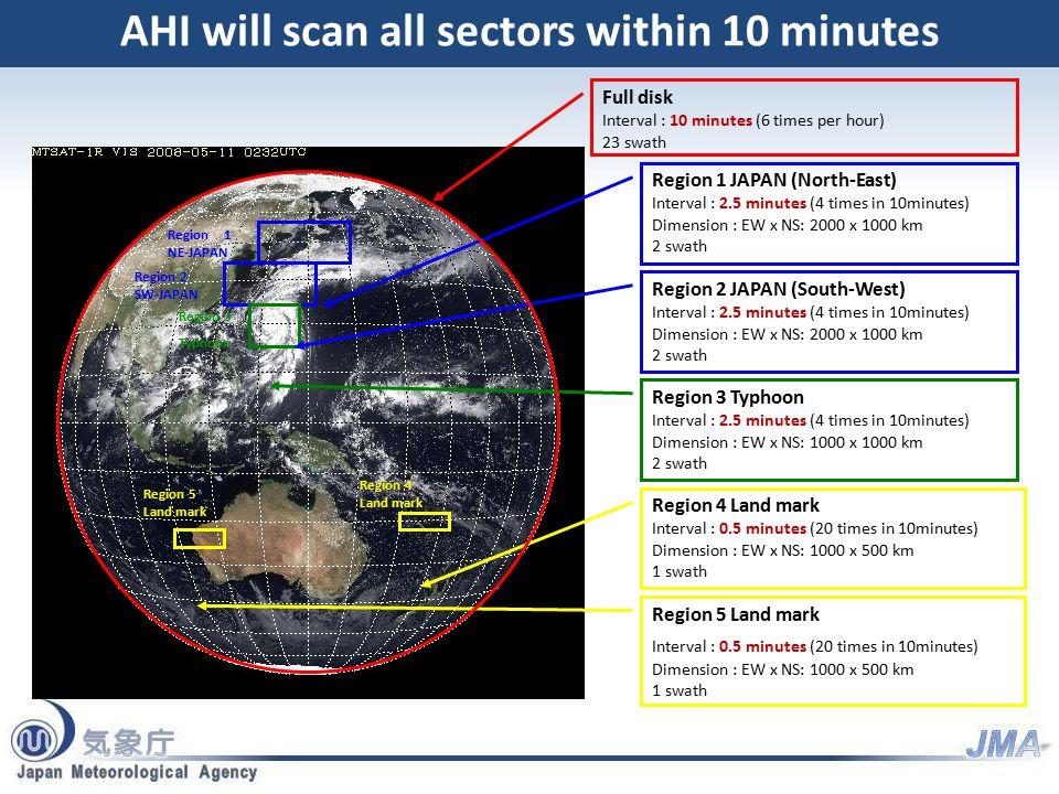 MTSAT-1R Rapid Scan every 10 min Australia on 1 Oct. 2013