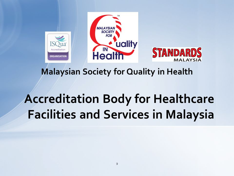 KEY CHALLENGES 1.Putting right facility structures in place: Wide variation in the structural design various levels of healthcare facilities (based on the complexities of services provided) Before 1998:Private Healthcare Act After 1998:Regulation 2006 To meet the minimum regulatory requirement to ensure healthcare services are being in Safe Facilities and environment e.g.