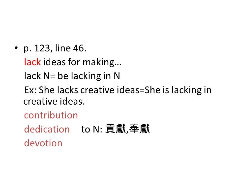 p. 123, line 46.