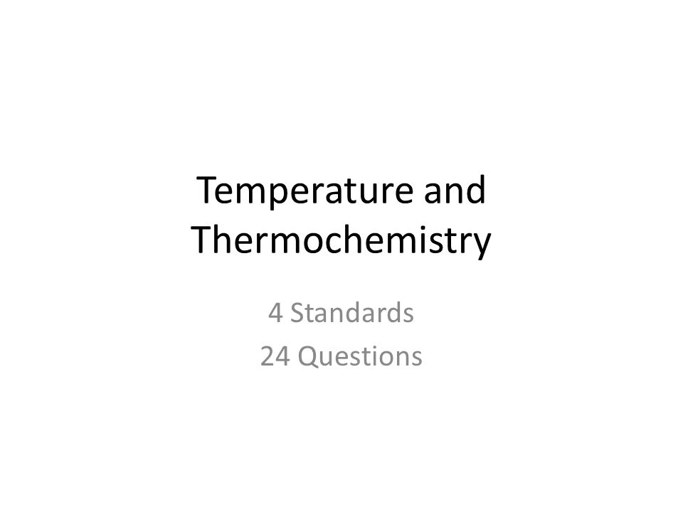(7d) Solve heat flow and temperature change problems.