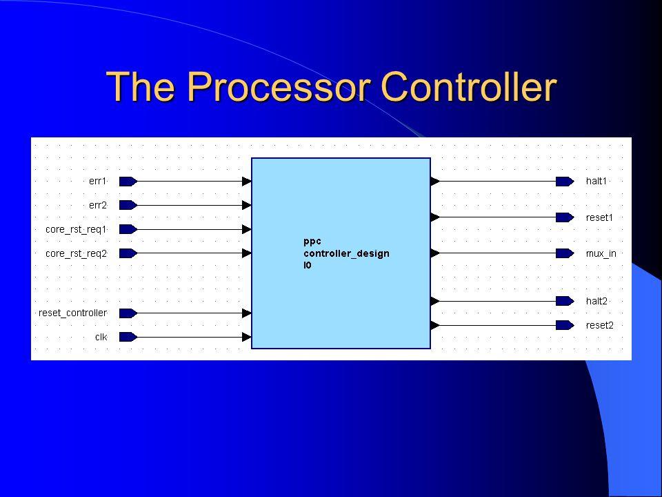 The Processor Controller