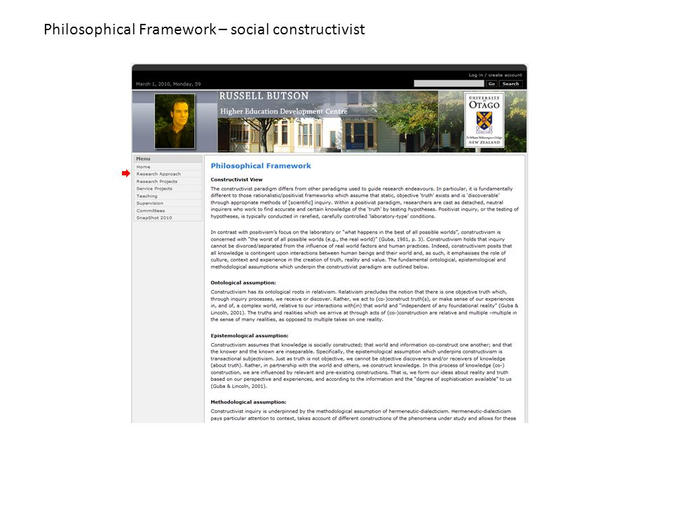  Online collaborative environments  ePortfolios  Student Publishing  eResearch – REANNZ Otago eResearch Champion Areas of Expertise