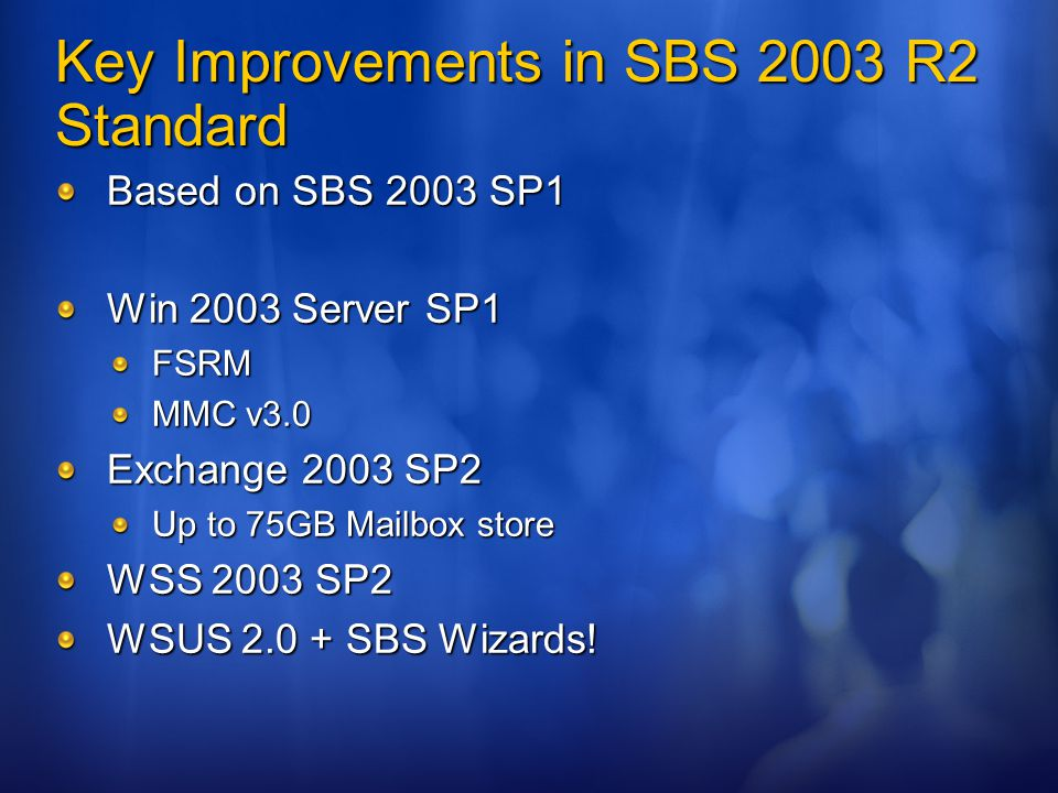 SBS 2003 R2 – Troubleshooting SBS Console Errors 0x80072ee2 – common error Transient Issue Server Side C:\Program Files\Microsoft Windows Small Business Server\Support SBSUSSettings.logConfigurationHelper_Policy.log Client Side C:\Windows\WindowsUpdate.log Windowsupdate = WSUS/MU Windows Update = SUS/AU/WU