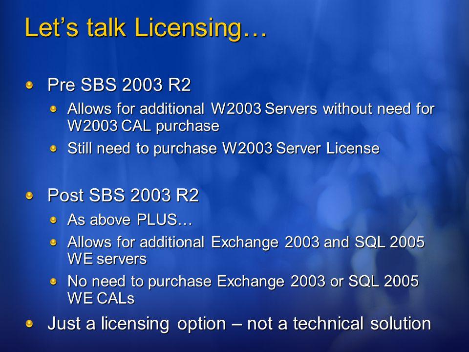 Wayne Small Tech.SBSGuru SBS 2003 R2 – The Basics