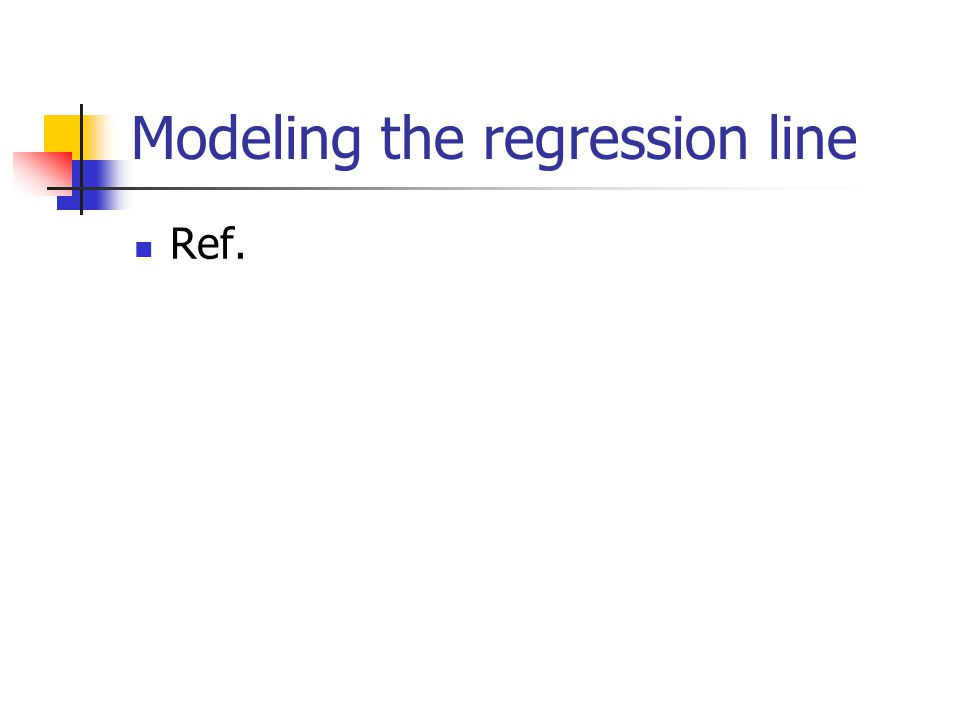 ANOVA table for regression analysis — total model testing