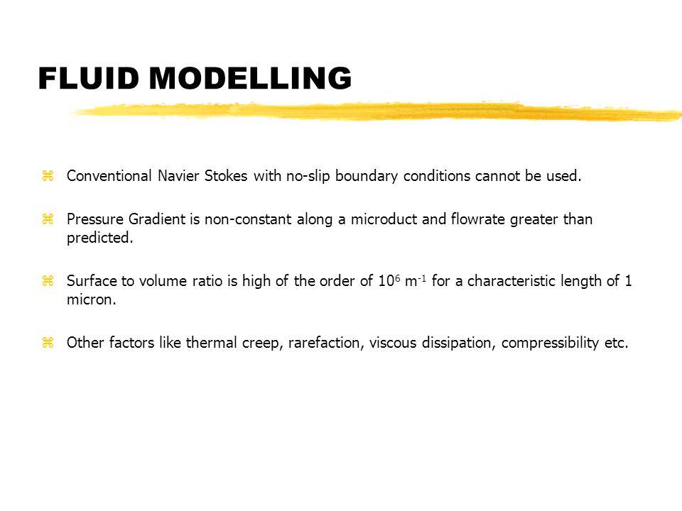 For Gases Fluid Modeling Molecular ModelingContinuum Models DeterministicStatisticalEulerBurnett Navier Stokes MDLiouville DSMCBoltzmann