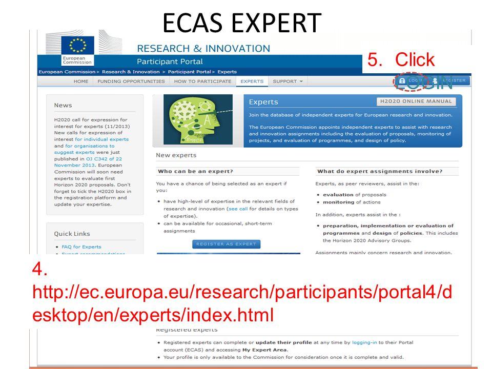 18 ECAS EXPERT 4.