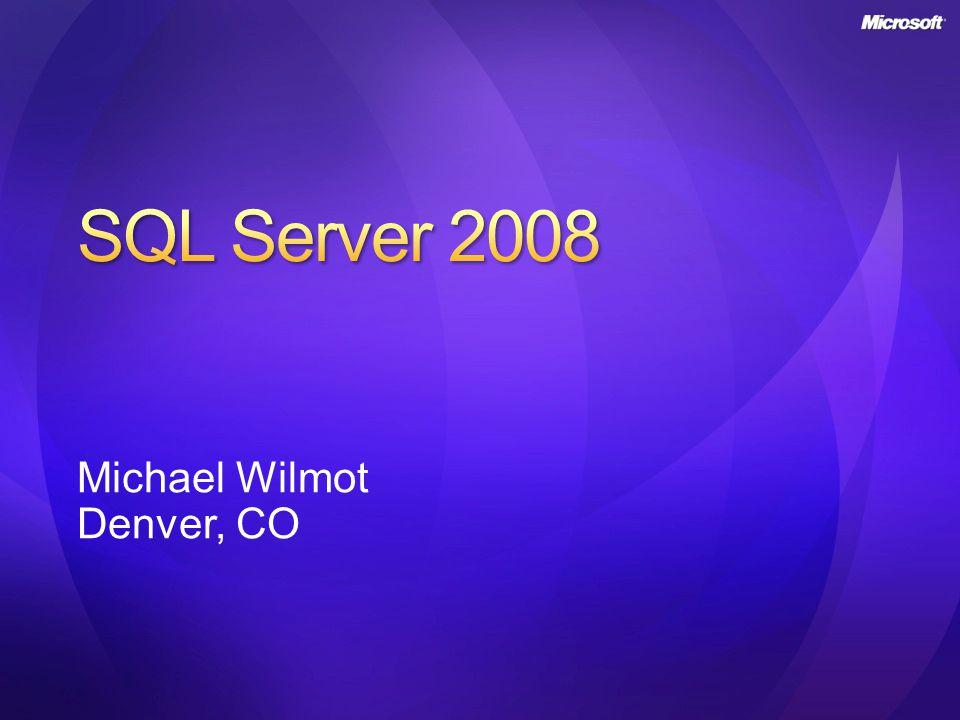 Michael Wilmot Denver, CO