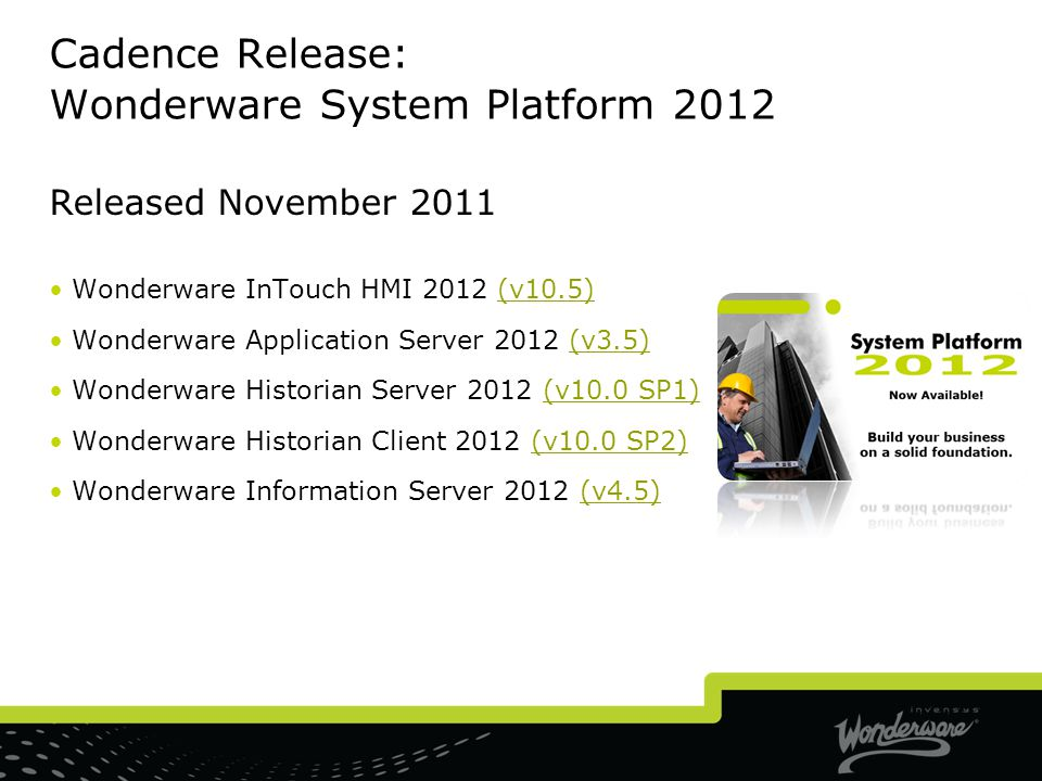 New Invensys License Manager