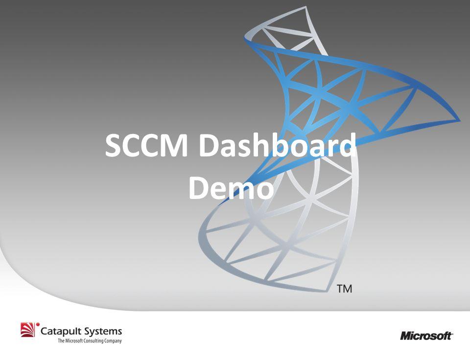 SCCM Dashboard Demo