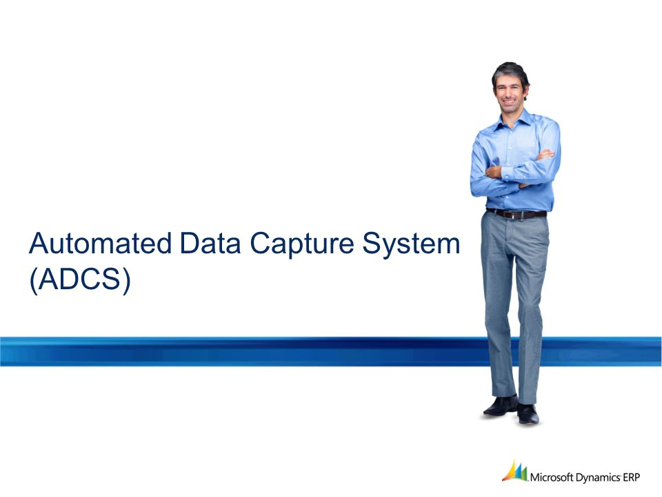 Automated Data Capture System (ADCS)