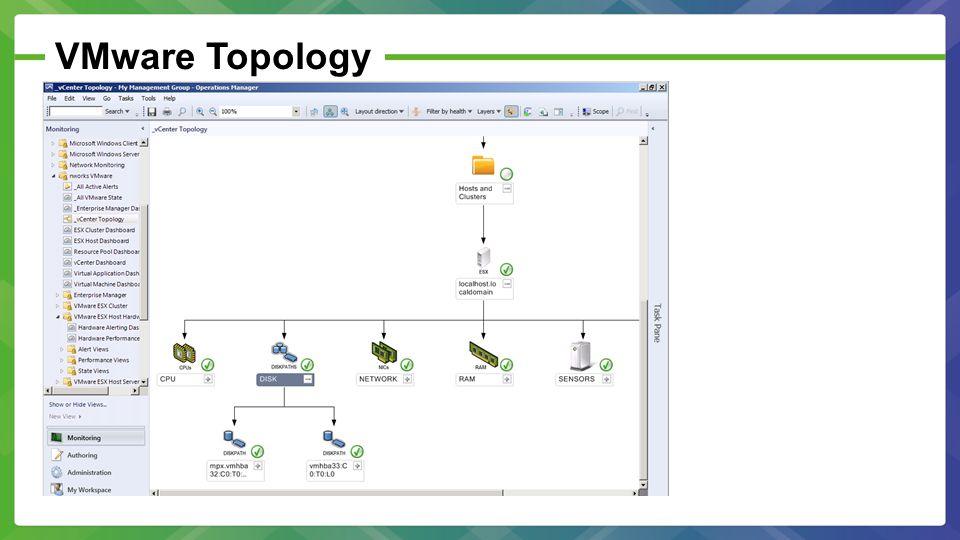 VMware Topology