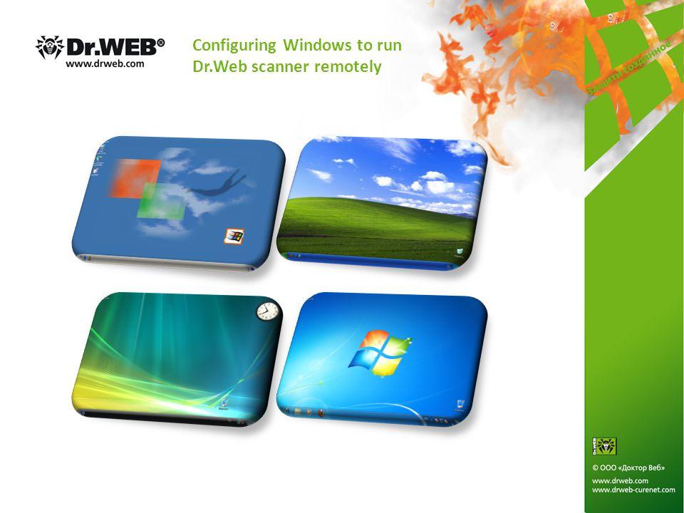 Configuring Windows Vista 2. Configuring file sharing