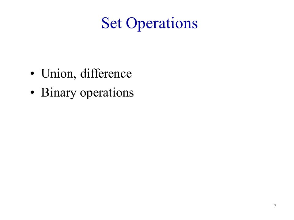 58 Operations on Bags (and why we care) Union: {a,b,b,c} U {a,b,b,b,e,f,f} = {a,a,b,b,b,b,b,c,e,f,f} –add the number of occurrences Difference: {a,b,b,b,c,c} – {b,c,c,c,d} = {a,b,b,d} –subtract the number of occurrences Intersection: {a,b,b,b,c,c} {b,b,c,c,c,c,d} = {b,b,c,c} –minimum of the two numbers of occurrences Selection: preserve the number of occurrences Projection: preserve the number of occurrences (no duplicate elimination) Cartesian product, join: no duplicate elimination
