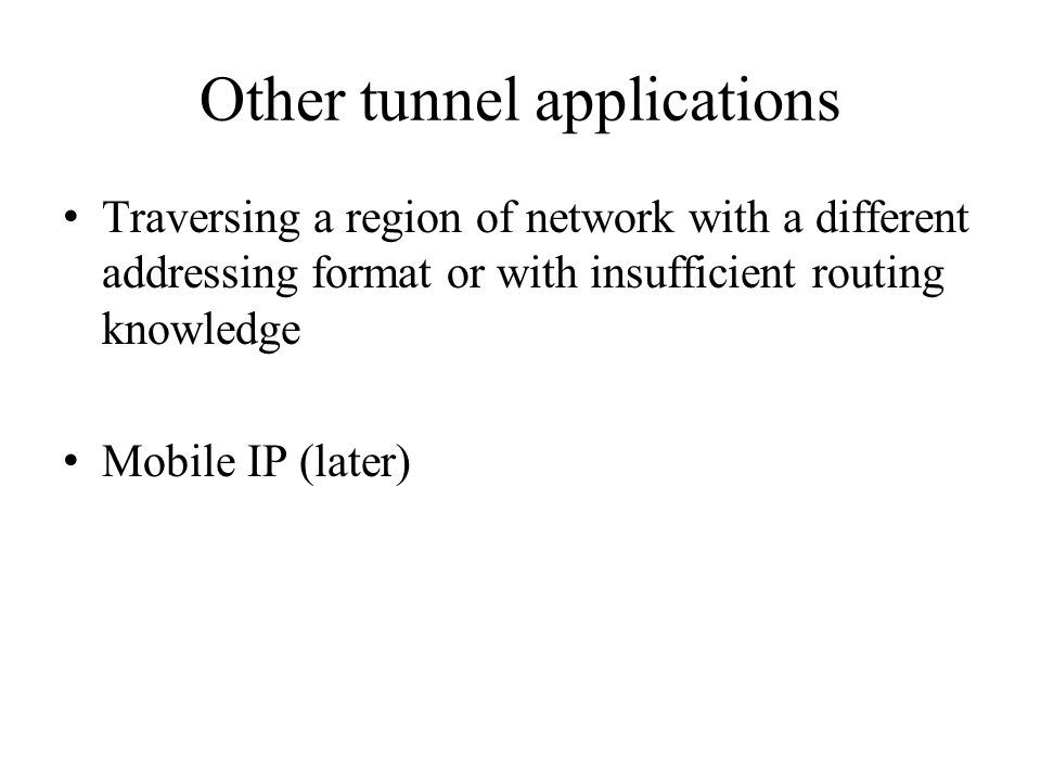 Problems with RPF Problems – multiple routers on a LAN  receiving multiple copies of packets – Not all hosts are in the multicast group.