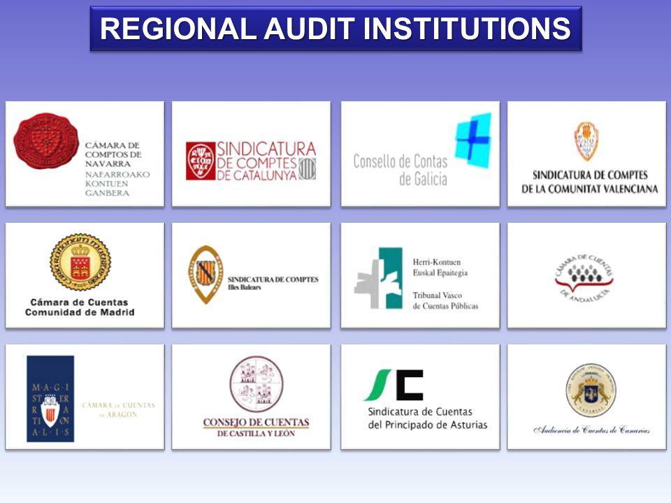 REGIONAL AUDIT INSTITUTIONS