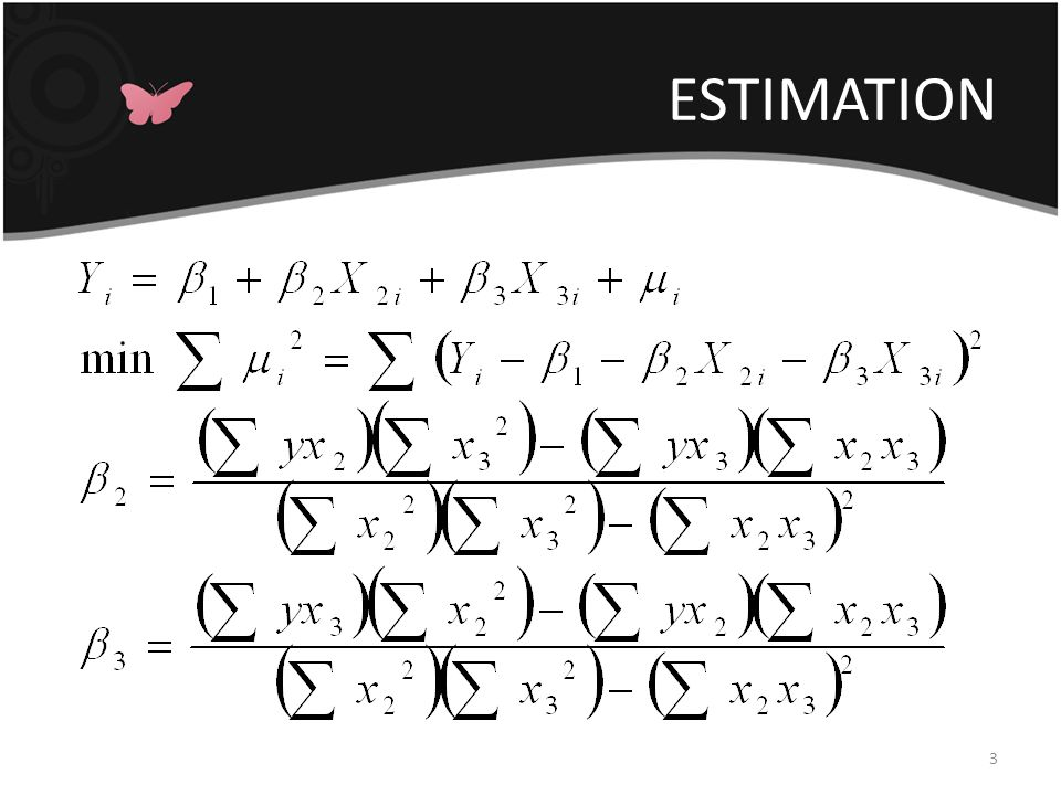 BETA COEFFICIENTS 4 Occasional you'll see reference to a standardized coefficient or beta coefficient which has a specific meaning Idea is to replace y and each x variable with a standardized version – i.e.