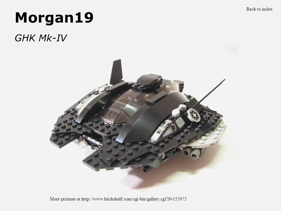 Morgan19 GHK Mk-IV More pictures at http://www.brickshelf.com/cgi-bin/gallery.cgi?f=155075 Back to index