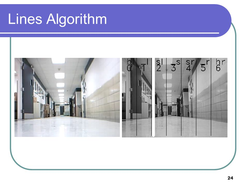 Lines Algorithm 24