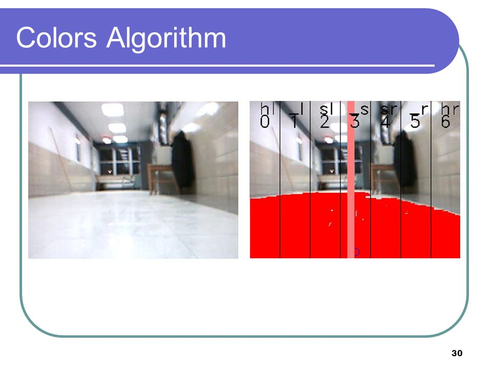 Colors Algorithm 30