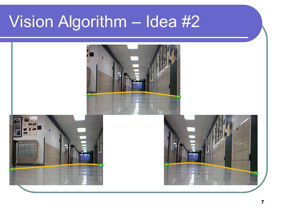 Vision Algorithm – Idea #2 7