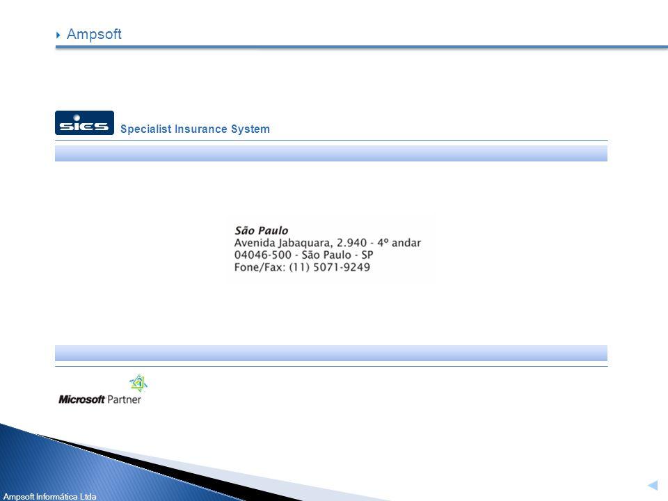 Ampsoft Informática Ltda Specialist Insurance System Ampsoft