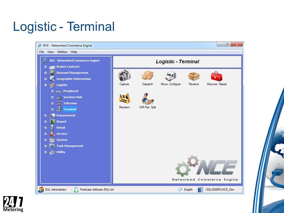 Logistic - Terminal