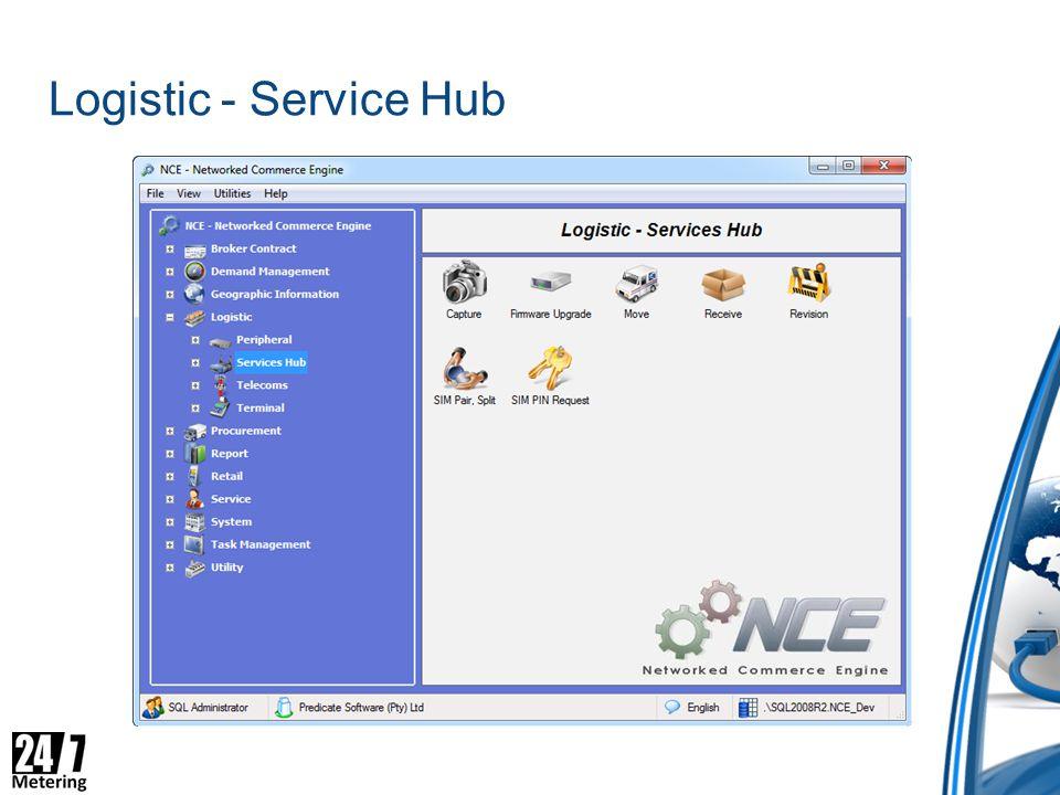 Logistic - Service Hub