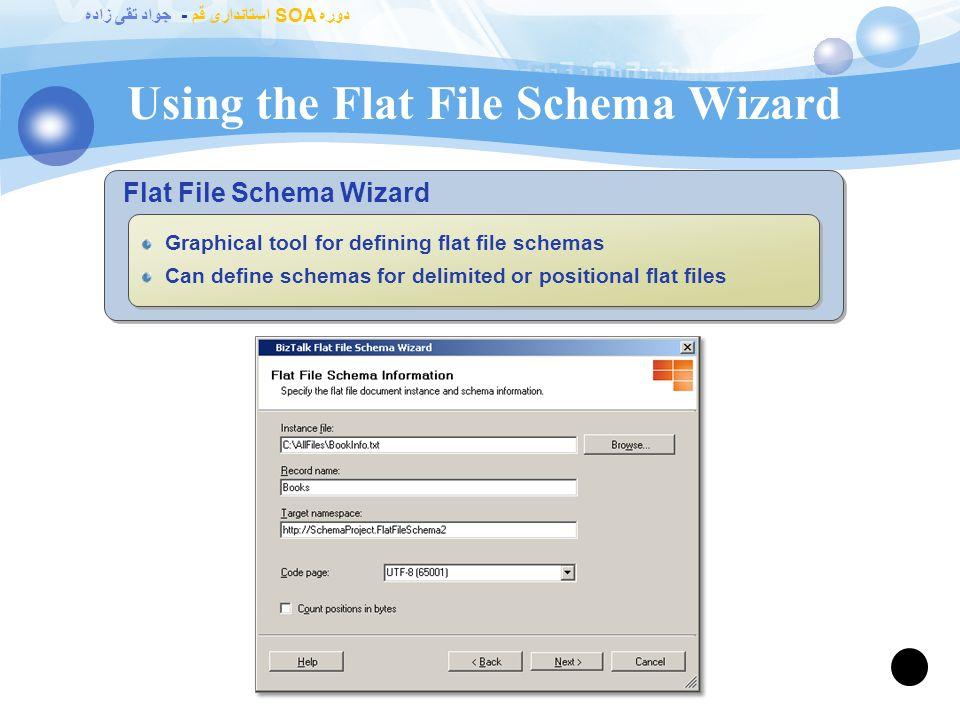 دوره SOA استانداری قم - جواد تقی زاده Testing a Schema 29 Create XML Validate XSD Validate XML