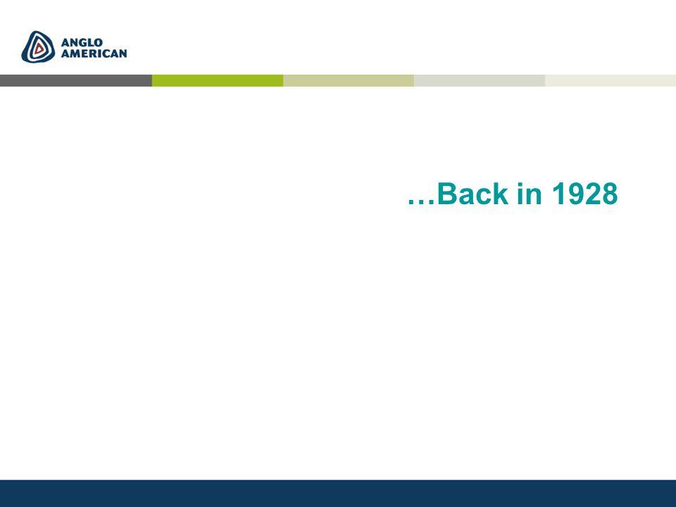 …Back in 1928